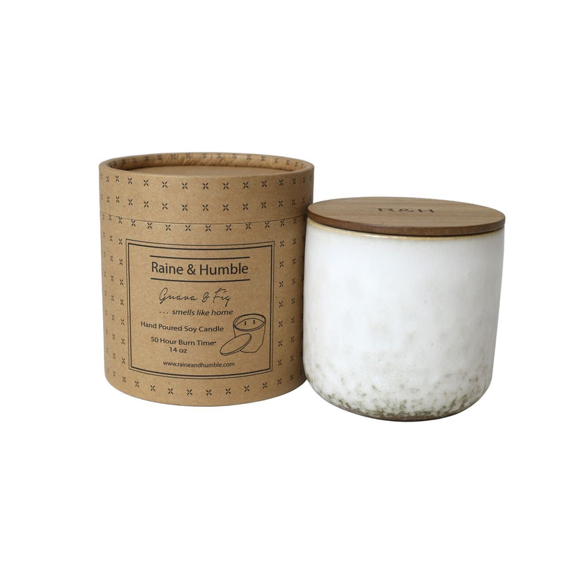 Guava and Fig Candle