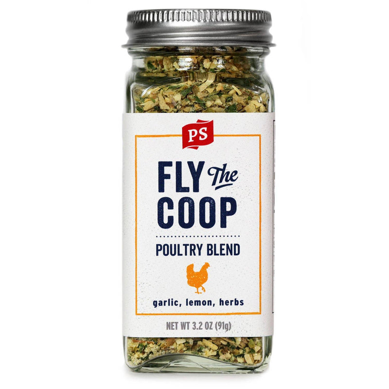 PS Seasoning - Fly the Coop - Poultry Blend