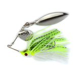 Carl's Compact Chart/ White Shad