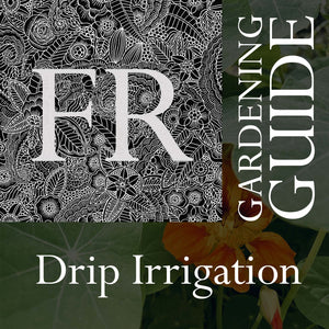 Drip Irrigation Gardening Guide (17 pages)