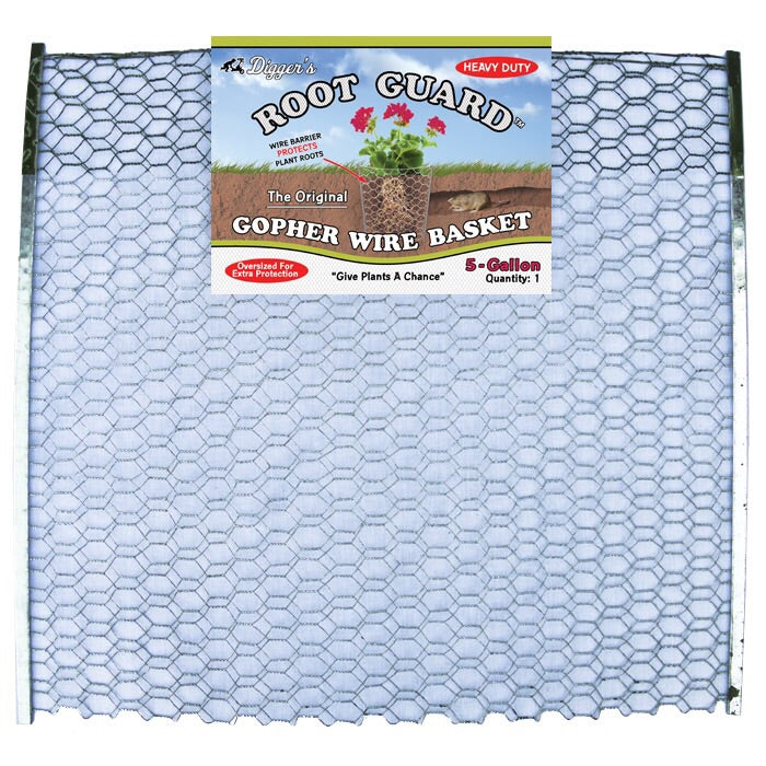 Root Guard Gopher Basket (5 gallon)