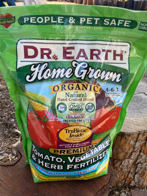 Dr Earth Tomato, Vegetable, Herb Fertilizer