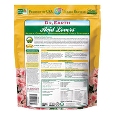 Load image into Gallery viewer, Organic and Natural Acid Lover Fertilizer, Dr. Earth