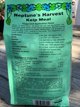 Load image into Gallery viewer, Neptune's Harvest - Kelp Meal