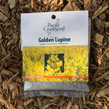 Load image into Gallery viewer, Pacific Coast Seed, Golden Lupine