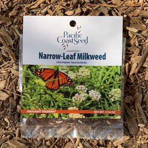 Pacific Coast Seed, Narrow-Leaf Milkweed