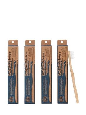 Brush with Bamboo, Kids 4-pack
