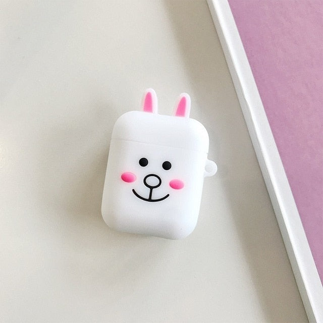 Funny Colourful AirPods Case Protector
