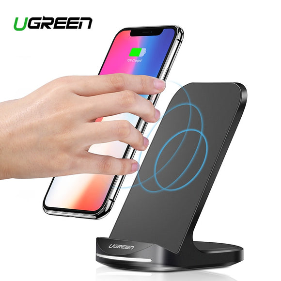 UGREEN Qi Superfast Wireless Charger Stand