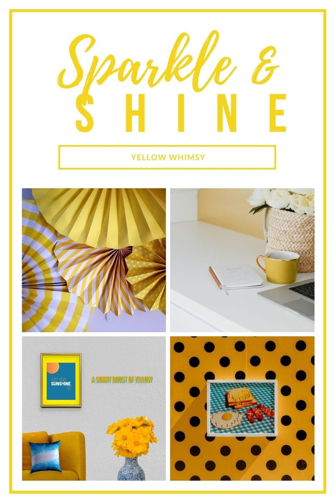 yellow whimsy