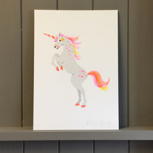 Load image into Gallery viewer, UNICORN RISO PRINTS