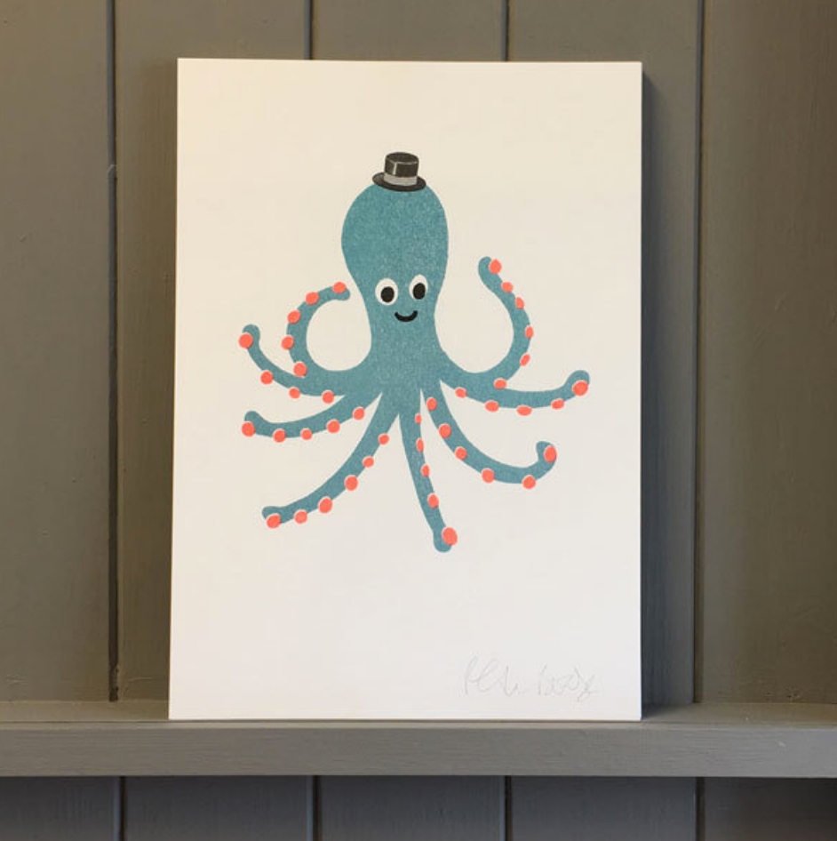 OCTOPUS RISO PRINTS