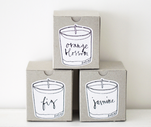 THYME - BAILEYS SOYA WAX CANDLES