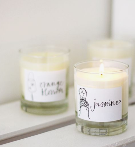 JASMINE- BAILEYS SOYA WAX CANDLES