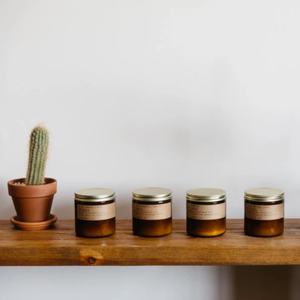 PATCHOULI & SWEETGRASS  - P F CANDLE JARS
