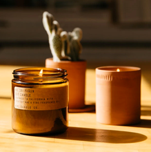 Load image into Gallery viewer, AMBER & MOSS - P F CANDLE JARS