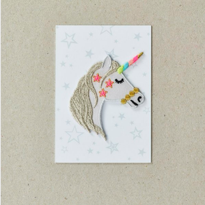 Unicorn Patch by Petra Boase