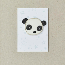 Load image into Gallery viewer, Panda Patch by Petra Boase