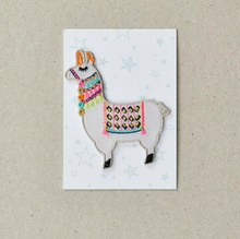 Load image into Gallery viewer, Llama Patch by Petra Boase