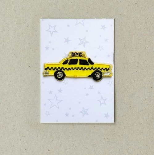 Taxi Patch by Petra Boase