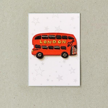 Load image into Gallery viewer, London Bus by Petra Boase