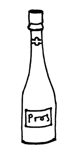 PROSECCO - MINI 12CL BOTTLE