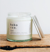 Load image into Gallery viewer, HOBO ESSENTIAL OILS CANDLE