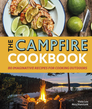 Load image into Gallery viewer, CAMPFIRE COOKBOOK