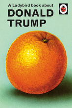Load image into Gallery viewer, LADYBIRD BOOK ABOUT TRUMP