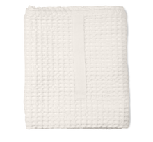 Load image into Gallery viewer, ROSE PINK BIG WAFFLE TOWEL/THROW