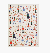 Load image into Gallery viewer, NUTCRACKER GIFT WRAP 3M ROLL