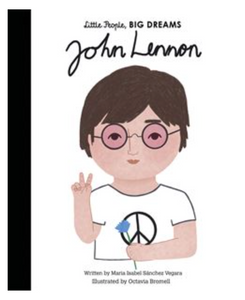 JOHN LENNON - LITTLE PEOPLE BIG DREAMS SERIES
