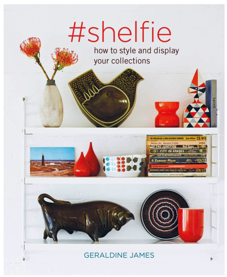 SHELFIE - HOW TO STYLE YOUR SHELF
