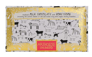 MILK CHOCOLATE with HOMEYCOMB