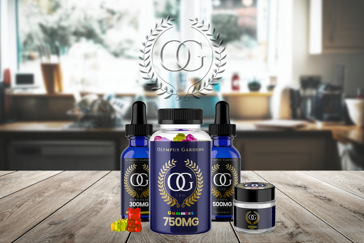 Buy Premium CBD Products Las Vegas