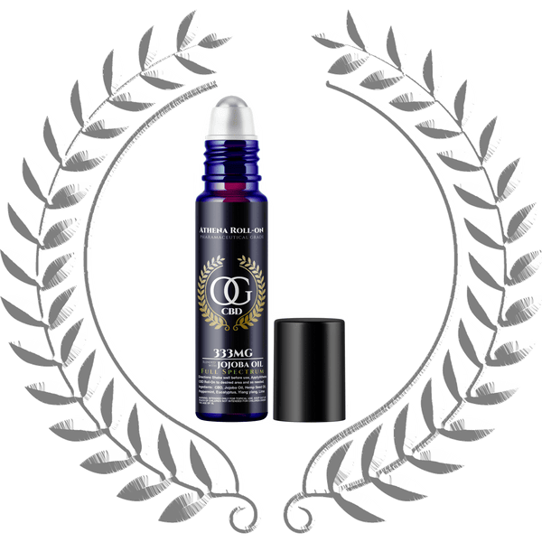 333 CBD Roll-On - Olympus Gardens CBD