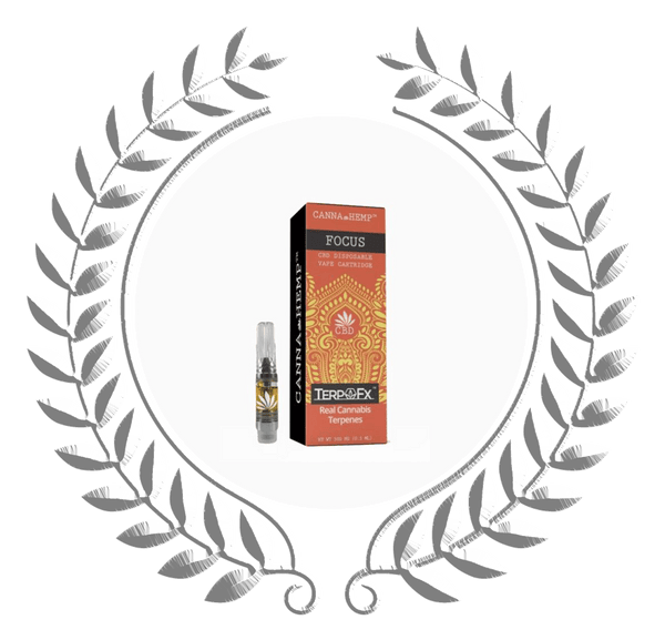 Vape Cartridge – focus - Olympus Gardens CBD