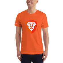 Load image into Gallery viewer, Brave Browser Orange T-Shirt