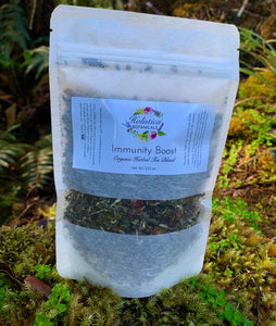 Immunity Boost Herbal Tea