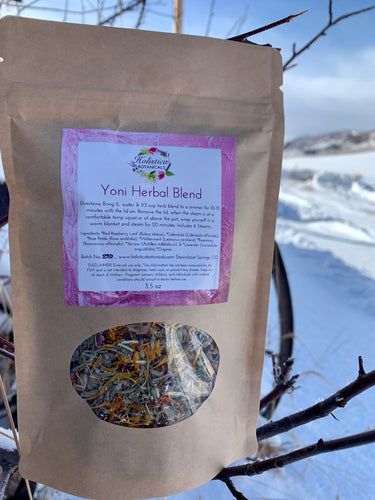 Organic Yoni Herbal Blend