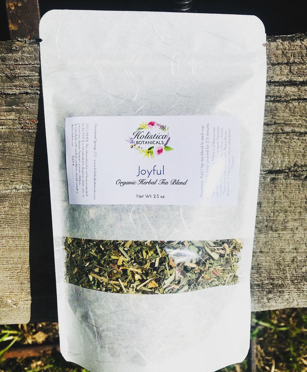 Joyful Herbal Tea Blend