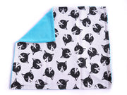 Eco-friendly Cat Blanket - Blanket for Cats - Tuxedo Cats