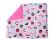 Eco-friendly Cat Blanket - Blanket for Cats - Cupcake Pawrade