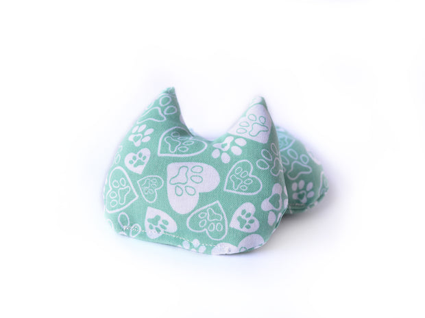 Valentine Cat Toys – Catnip Toy - Matatabi Silvervine Cat Toy – Valerian Cat Toy - Eco-friendly Cat Toys