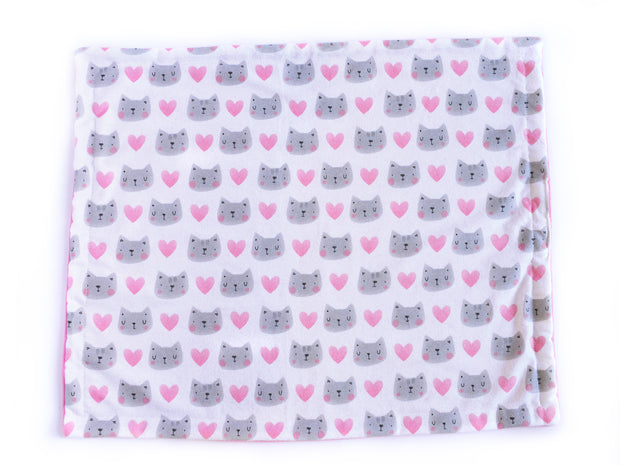 Eco-friendly Cat Blanket - Valentine Blanket for Cats