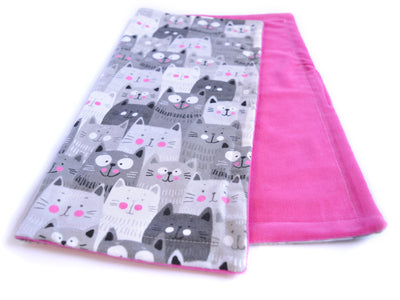 Eco-friendly Cat Blanket - Blanket for Cats - Grey Cats On The Block