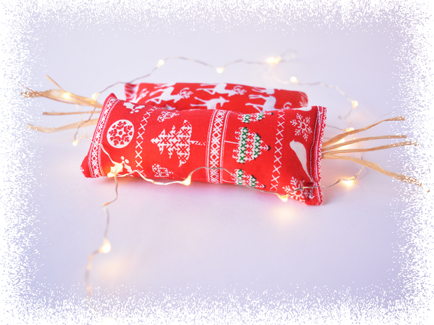 Christmas Cat Toy - Mini Kitten Kicker - Catnip Kicker - Eco-friendly Cat Toys