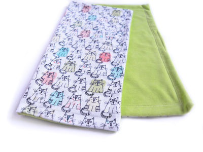 Eco-friendly Cat Blanket - Blanket for Cats - Sketchy Catchy