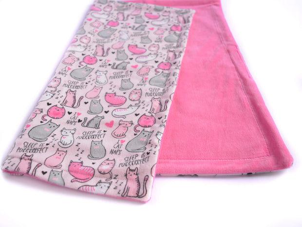 Eco-friendly Cat Blanket - Blanket for Cats - Sleep is Purrfect