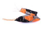 Halloween Cat Toy - Mini Kitten Kicker - Catnip Kicker - Eco-friendly Cat Toys